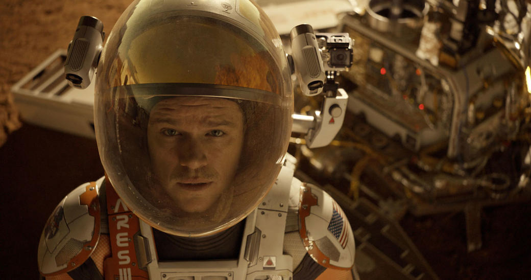 How to Create Tension like Andy Weir did in The Martian