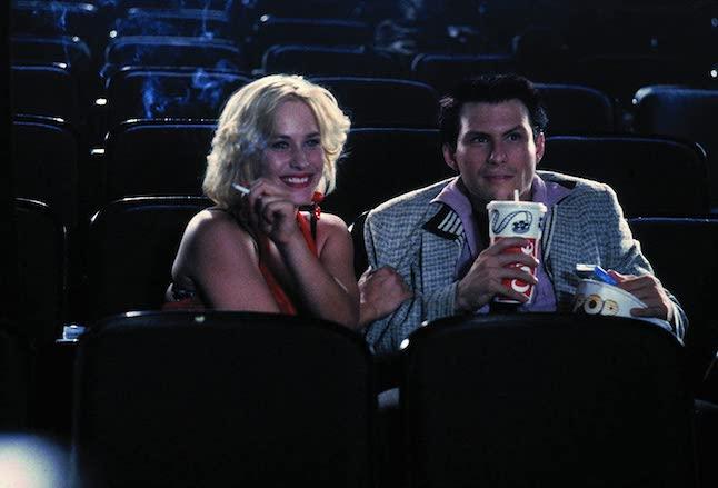 Theater scene from True Romance