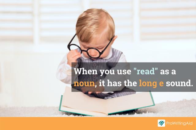 read as a noun