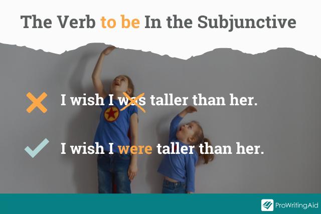using subjunctive verbs