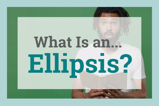 what is an ellipsis cover