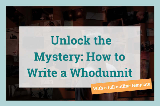 Unlock the Mystery of Writing a Whodunit