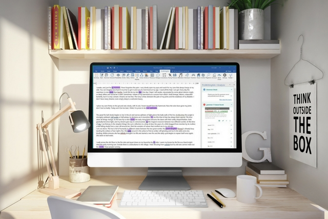 ProWritingAid MS Word add-in