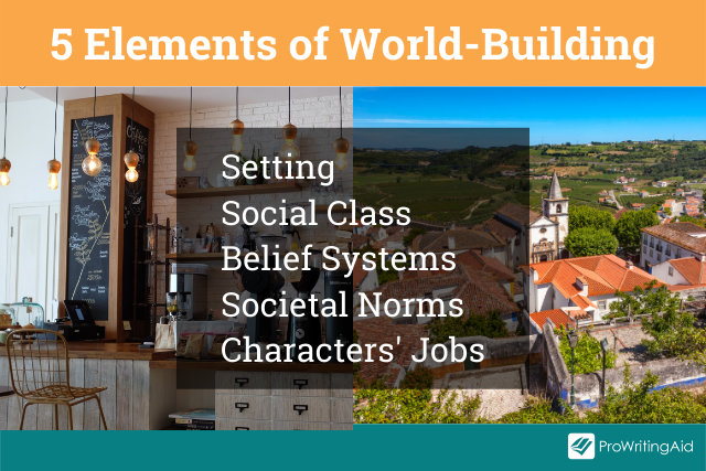 The basics of world-building