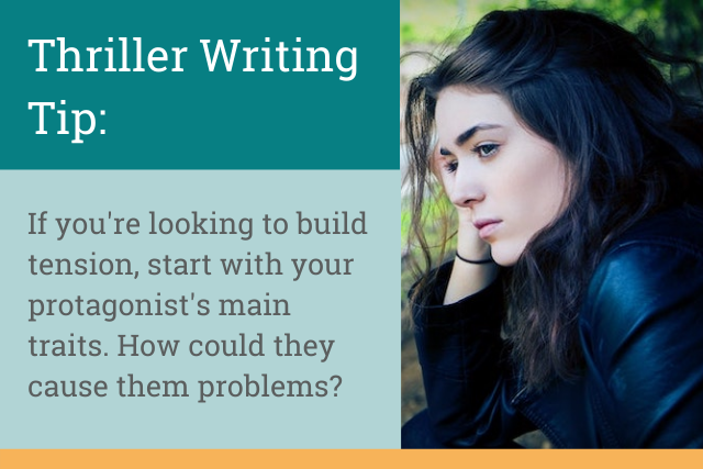 tips for writing tension