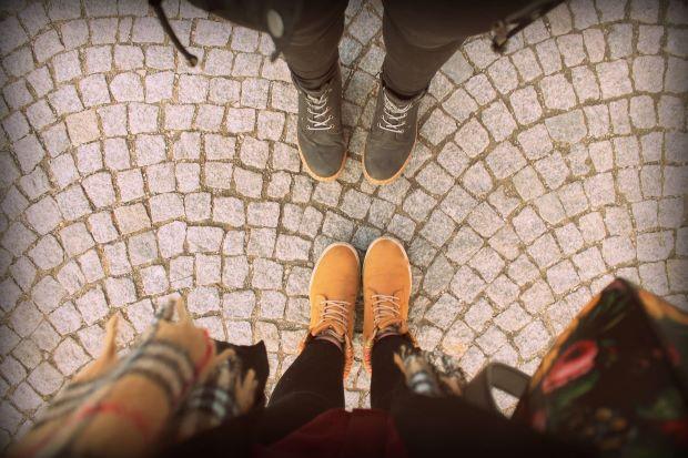 greyyellowshoes